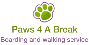 Paws 4 A Break Logo